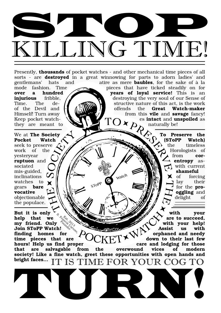 SToPP Watch Poster