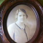 Mary Elizabeth June DeAngelis (my great grandmother, Grandma's mother)