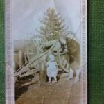 Grandma as a little girl.