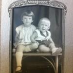 Georganne June & Elmer June (George June's kids)