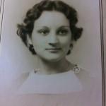 Aunt Irene (DeAngelis) Pillar (Granma's half-sister)