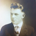 George E. June (graduation picture NYU)