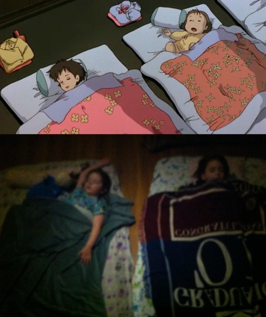 Eli & Abby = Satsuke & Mei