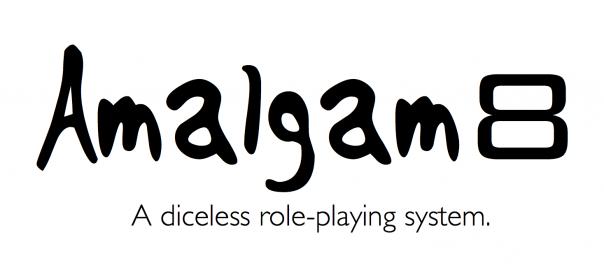 Amalgam 8 Logo