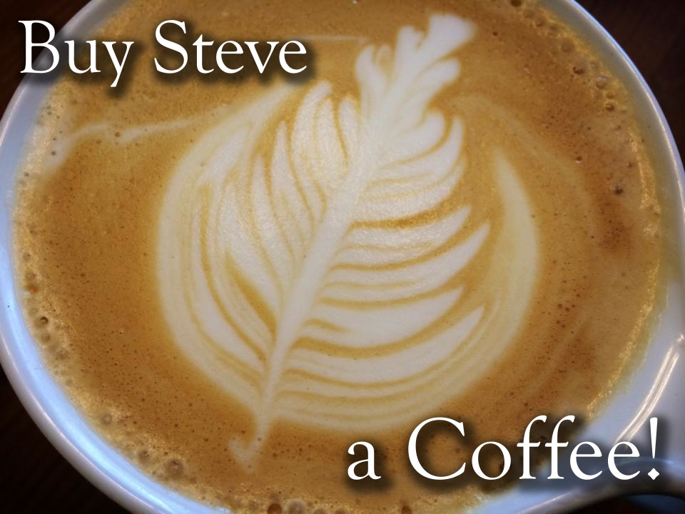BuySteveACoffee