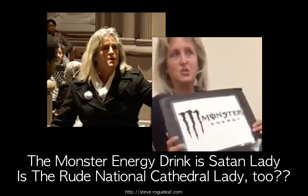 Monster-Energy-Drink-Satan-Lady-National-Cathedral-Muslim-Prayer